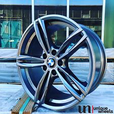4x 19 Zoll Alufelgen BMW F10 F11 F30 F31 X1 X3 BMW 1er 2er 3er 4er 5er Avus MB3