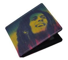 Bob Marley Mens/Womens Wallet Hip Hop