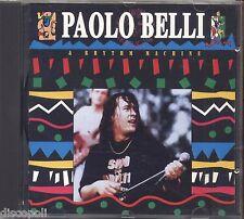 PAOLO BELLI & RHYTHM MACHINE - CD RARO 1993 COME NUOVO