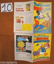 Lotto 2 Albi della Rosa 1963 1962 Walt Disney n 403 431 paperino topolino vendo