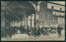 Ravenna Faenza TRACCE UMIDO cartolina QK0051