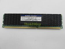 Super Talent WA133UX6GB 2GB PC3-10600U DDR3 1333 240-pin Desktop Memory 1 Stick