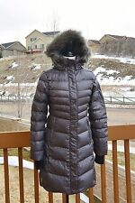 Down jacket w/removable hood by Lole (Katie down jacket 600 fill power), small