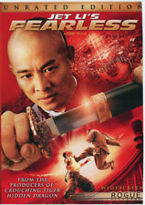 JET LI - FEARLESS - 2006 DVD - UNRATED WIDESCREEN EDITION