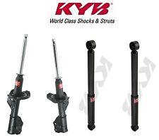 Mazda MPV 8/2000-2006 Front Struts Rear Shocks Suspension Kit KYB Excel-G