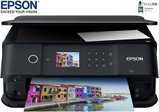 Epson Expression Premium XP-6000 WiFi Photo Printer + GENUINE Epson Setup Inks