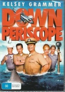 Down Periscope DVD Kelsey Grammer Brand New for Australian DVD players