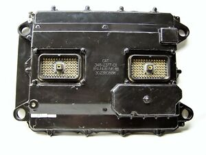 CATERPILLAR ENGINE CONTROL MODULE (ECM) 348-2377-01,  28113127