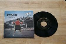 Brenda Lee ; Rock the Bop    Ep  rockn roll
