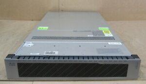 """Cisco C380 Email Security Appliance 6C E5-2620 2GHz 16GB Ram 24x 2.5"""" Bay 2U"""