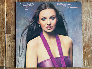 Crystal Gayle – Hollywood, Tennessee - Columbia – FC 37438 - 1981 Vinyl LP