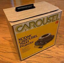 Kodak 760H Carousel Slide Projector, Excellent Condition, Original Owner