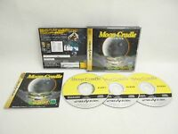 MOON CRADLE GOOD Condition Sega Saturn ss