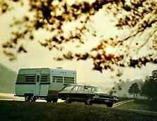 Vintage 1972 Midas Camper Brochure