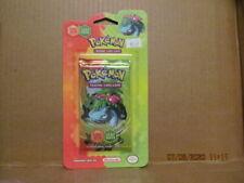 Pokémon Booster EX Series Fire Red Leaf Green Blister UNWEIGHED Venusaur Art