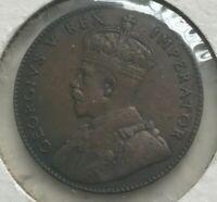 1926 Cyprus 1/4 Piastre - Scarce