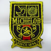 Vintage Patch - Michelob - Beer - Embroidered - Collectible