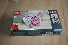 Lego 3 in 1 Piggy Bank (40251) Limited Edition, Brand New & Sealed!.