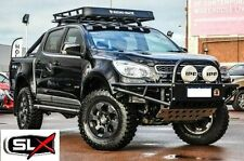HOLDEN COLORADO 7 WAGON XROX BULLBAR 06/2012 on INCL BASH PLATE COLORADO