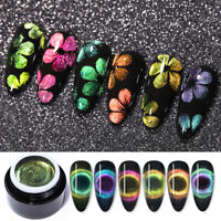 BORN PRETTY 5ml 9D Magnetic Cat Eye Gel Polish  Soak Off UV Nail Art Varnish