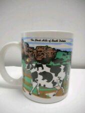 Collectible Cow Mug 2000 Road Trip Cow Mugs South Dakota/New Hampshire