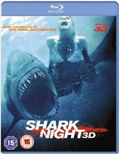Tiburón Noche 3D+2D Blu-Ray Nuevo Blu-Ray (EBR5187)