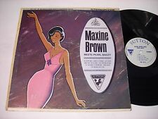 Maxine Brown Meets Pearl Bailey 1963 Stereo LP VG++