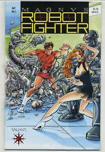 Magnus Robot Fighter 1 Valiant Issue High Grade