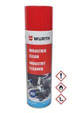 1x Würth Industrie Clean 500ml E...