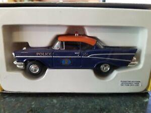 Corgi Classics 51304 Chevrolet Police Car Nassau County Ltd Edit No 0103 of 3900