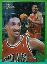 Scottie Pippen card 95-96 Flair #18