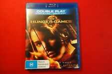 The Hunger Games - Blu Ray - Free Postage !!
