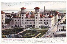 The Alcazar -St Augustine Florida-1907 Postcard