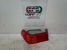 TOYOTA CAMRY LEFT TAILLIGHT SK20, SEDAN, 10/00-08/02 00 01 02