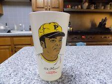 1973 7-11 Slurpee Cups AL OLIVER PITTSBURGH PIRATES Seven Eleven Baseball