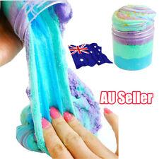 3 Colors Icecream Cloud slime Reduced Pressure Mud Stress Relief Kids Clay Toy N