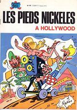 LES PIEDS NICKELES 83 A HOLLYWOOD RARE EDITION ORIGINALE 1974