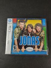 Disney Jonas (Nintendo DS 3DS, 2009) Brand New Sealed Game