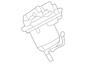 Genuine Land-Rover Access Cover LR026195