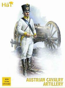 HaT 1/72 Napoleonic Austrian Cavalry Artillery # 8226