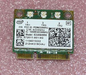 Intel 633ANHMW 802.11AGN Netzwerkkarte Mini PCI Express für HP EliteBook 8560w