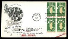 USA 1963, la liberté de la faim FDC #C 7387