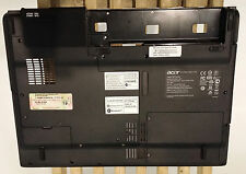 Acer Aspire 5670 5673WLMI full bottom case with IR, BT, USB, Power and Speakers