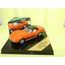 CHEVROLET CORVETTE C3 1969 Orange VITESSE L110 C 1:43