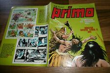 Primo 3/1974 -- Rolf Kauka/ROBINSON CRUSOE/Mischa/Marcus + Maître Müller