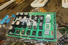 New World Electronics Power Unit Relay Circuit Board Rev 02