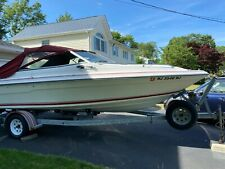 1989 Sea Ray 20' Cuddy Cabin & Trailer - New Jersey