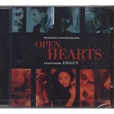 Open Hearts - ANGGUN CD OST 2002 SIGILLATO SEALED