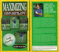 VHS: MAXIMIZING YOUR GAME VOLUME ONE: THE FULL SWING