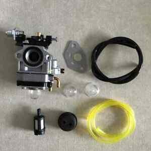 Carburetor Spark Plug For John Deere 19.8cc t105s ut15150 String Trimmer Carb